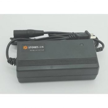 [globalbuy] 36V lithium battery charger electric car charger 43.8V2A/3778994