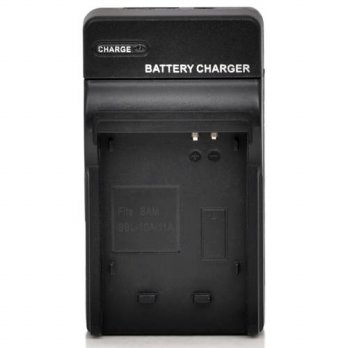 [globalbuy] New Arrival AC/DC Rapid Battery Charger for Samsung SLB-10A L100 L200 L210 SL6/3778959