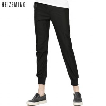 [globalbuy] Military New Arrival Top Regular Mid Twill Mens 2016 Brand Male Trousers Men P/4218569