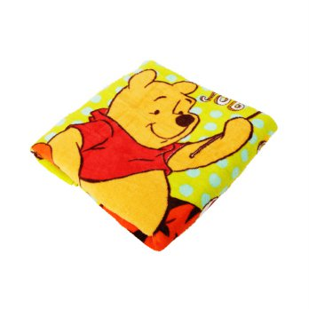 Disney Winnie the Pooh A Job Well Done  Bath Towel Green