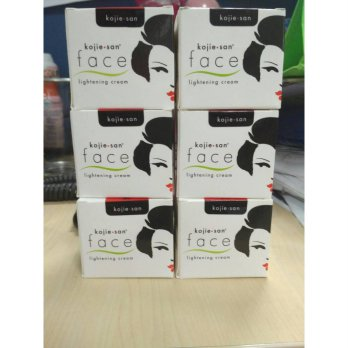 Kojie San Face Lightening cream 30 gr