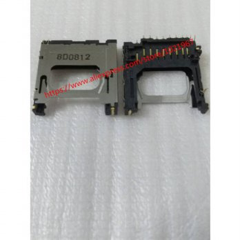 [globalbuy] 10pcs NEW SD Memory Card Slot Holder For Nikon D50 SLR Digital Camera Repair P/3695315