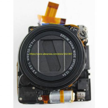 [globalbuy] Digital camera Repair parts Lens For Casio ZR100 ZR200 ZS150 ZR1000 H30 Camera/3695330