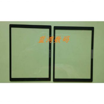[globalbuy] New LCD Window Display (Acrylic) Outer Glass For Sony DSC-HX60 HX60V HX60 Repa/3695320