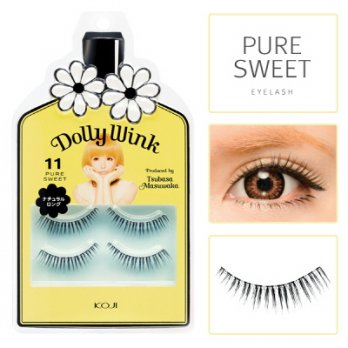 Dolly Wink Eyelash No.11 pure sweet