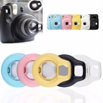 [globalbuy] 2016 new hot Close-UP Lens Rotary Self Portrait Mirror For Fuji Instax Mini 8 /3695004