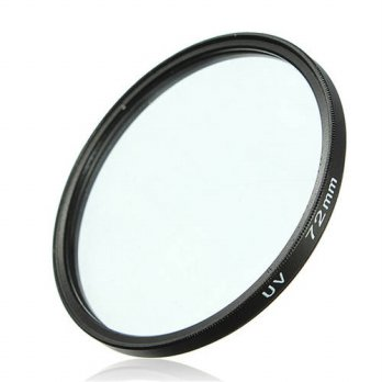 [globalbuy] 72mm UV Filter Ultra-Violet Lens Protector For Nikon For Canon For Sony For Pe/3694941