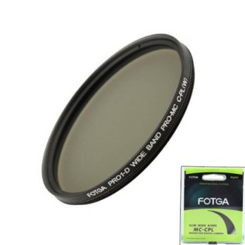 [globalbuy] FOTGA PRO1-D PRO-MC CPL Circular Ultra Slim Multi-coated Polarizing Camera Len/3694878