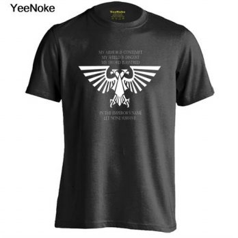 [globalbuy] Playgames Warhammer 40K Mens & Womens High quality Comfortable T Shirt/4215446