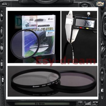 [globalbuy] Eirmai 40.5mm 40.5 UV Filter Protector High Quality Slim Glass PA182/3694766