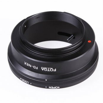 [globalbuy] Oversea Stock Fotga Camera Lens Adapter Mount Ring for Canon FD Lens to use fo/3694626