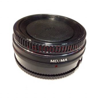 [globalbuy] Lens Mount Adapter Minolta MD MC Lens to Minolta MA with glass(MD-MA) Minolta /3694483
