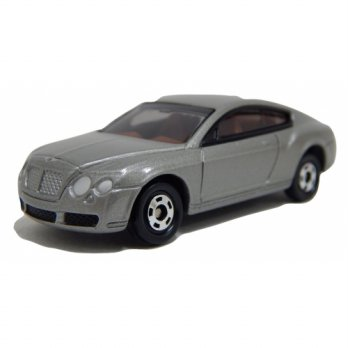 Takara Tomy Tomica No.115 1/61 Bentley Continental GT Silver
