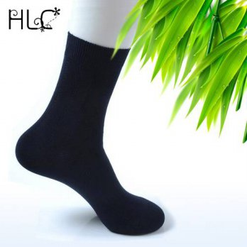 [globalbuy] 10pcs=5pairs/lots NO-SMELLY Luxury Men Socks Odorless Mens Bamboo Fiber Cotton/4213408