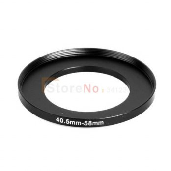 [globalbuy] Wholesale 10pcs 40.5mm to 58mm 40.5-58 Lens Stepping Step Up Filter Ring Adapt/3694330