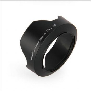 [globalbuy] Eirmai LH-DC80 Lens Hood Shade for Canon PowerShot G1X Mark II Camera Replaces/3694020