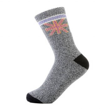 [globalbuy] LEGICON Autumn-Winter Men Socks Cotton Casual Restoring Ancient Of Leisure Thi/4213246
