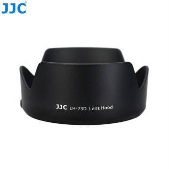 [globalbuy] JJC LH-73D Bayonet Camera Lens Hood for Canon EF-S 18-135mm f/3.5-5.6 IS USM L/3694093
