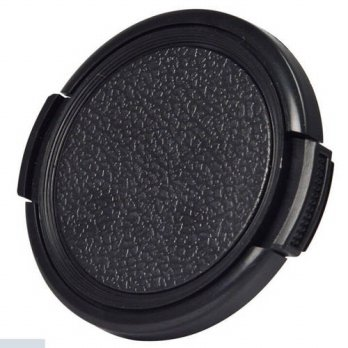 [globalbuy] wholesale 10pcs/lot New Snap on Front lens Cap 55mm Lens cover protector For C/3693930