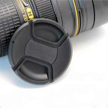 [globalbuy] 10 PCS Universal DSLR Camera Lens Cap Protection Cover 49/52/55/58/62/67/72/77/3693896