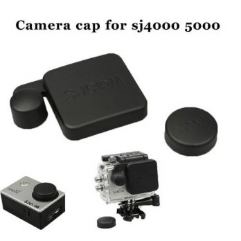 [globalbuy] Camera sj4000 Lens Cap Cover Housing Case Protective cap For SJCAM sj4000 wifi/3693890
