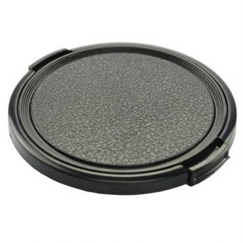 [globalbuy] 37mm - 77mm 58mm Side Pinch Snap On Front Lens Filters Cap Cover for Canon Nik/3693875