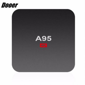 [globalbuy] 2016 New A95 Android TV Box Amlogic S905 Quad Core Android 5.1 DDR3 1G/8G HDMI/3693663