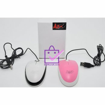 PROMO MOUSE USB OPTIC MODEL LOGITECH FOR LAPTOP / PC