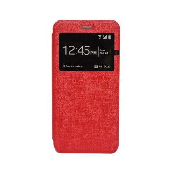 Delkin Flip Cover iPhone 7 Plus - Merah