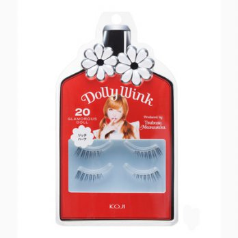Dolly Wink Eyelash No.20 Glamorous Doll