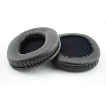 [globalbuy] Comfortable Soft Foam Ear Pads 1 Pair Replacement Ear Cushion Pad For Audio-Te/3691439