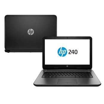 Notebook / Laptop HP 240 - Intel i5-5200u - RAM 4GB-14.0