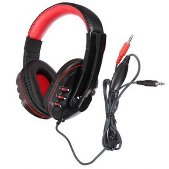 [globalbuy] Stereo Bass Surround Game Headset Earphone with Microphone HD universal for PS/3691470