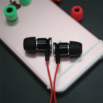 [globalbuy] 10 pair/20 pcs. insulation foam tips for in-ear earphone headset earphones enh/3691463