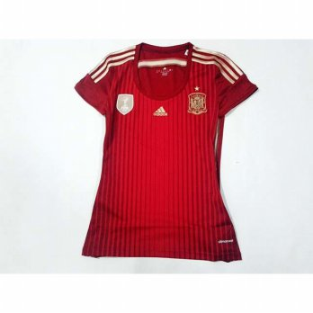 Baju Bola Adidas FEF H jersey Women G85230 Victory Red Gold Original