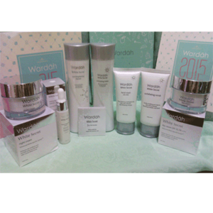 Paket White Secret Series
