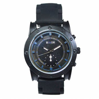 Jam tangan BWIN | Rubber strap | Unisex | (FIN A-58)