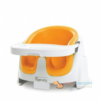 (Star Product) Bright Starts Ingenuity Baby Base 2-in-1 - Mango