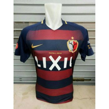 Jersey Baju Bola Kashima Antlers Home Official 17/18 Grade ORI