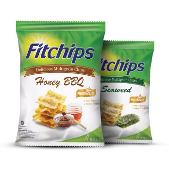 Kalbe Fitchips Snacking With No Worries Ada 2 Pilihan Rasa Non MSG