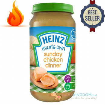 (High Quality) Heinz Mum's Own Sunday Chicken Dinner - 200 gr
