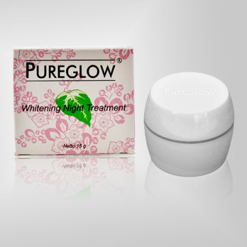 Kosmetik Asli (09173) Pureglow Whitening Night Treatment