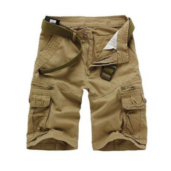 [globalbuy] New Gasp Mens Tactical Military Short Casual Men Board Shorts Mens Beach Short/4211487