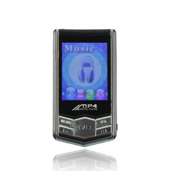 [globalbuy] 8GB Slim MP4 Music Player With 1.8 inch LCD Screen FM Radio Video Games and Mo/3690544