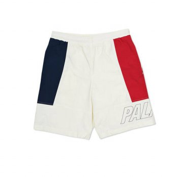 [globalbuy] PALACE Skateboards ARMS SHELL Shorts Men Hip Hop Summer Outdoors Palais Bermud/4211373