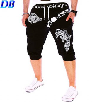[globalbuy] Drop Crotch Harem Shorts Hot Selling New Arrive 2016 Fashion Casual Shorts/4211360