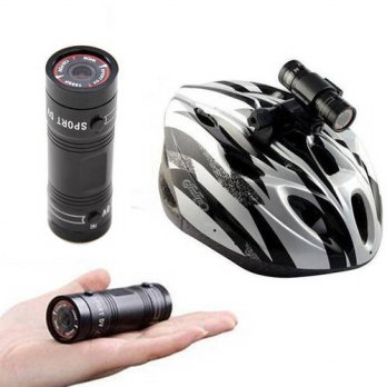 [globalbuy] Small Sports Cameras F9 FULL HD 1080P Action Helmet Camera DV DVR Sport Extrem/3690222