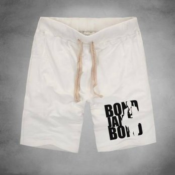 [globalbuy] Men Shorts Straight Knee Length cotton Shorts Plus Size 2016 Brand Fashion Cas/4211283
