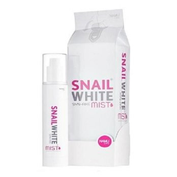 Snail White Mist Spray -1 btl 100 ml Syn - Ake Whitening by NAMU - MUrah Agen Grosir