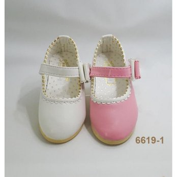 Sepatu Pesta Wedges Anak Perempuan . Children Party shoes